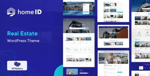 ThemeForest - HomeID v1.1.9 - Real Estate WordPress Theme - 30203159