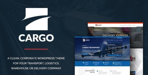 ThemeForest - Cargo v1.3.3 - Transport & Logistics - 13281152