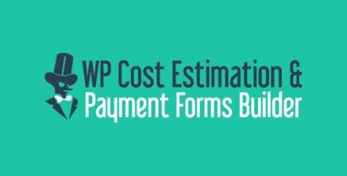 CodeCanyon - WP Cost Estimation & Payment Forms Builder v9.728 - 7818230 - NULLED