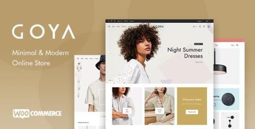 ThemeForest - Goya v1.0.5.2 - Modern WooCommerce Theme - 25175097