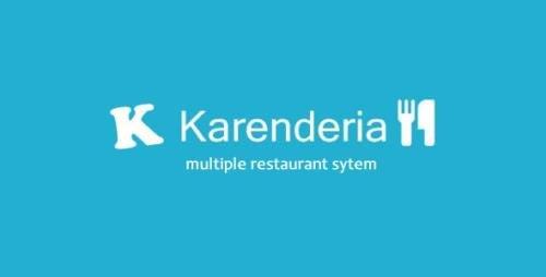 CodeCanyon - Karenderia v5.4.4 - Multiple Restaurant System - 9118694