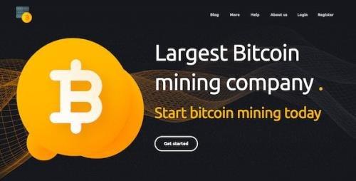 CodeCanyon - Bitmine v2.0 - Advanced Bitcoin Mining Platform - 25814167