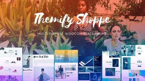 Themify - Shoppe v5.2.5 - Multi-Purpose WooCommerce Theme