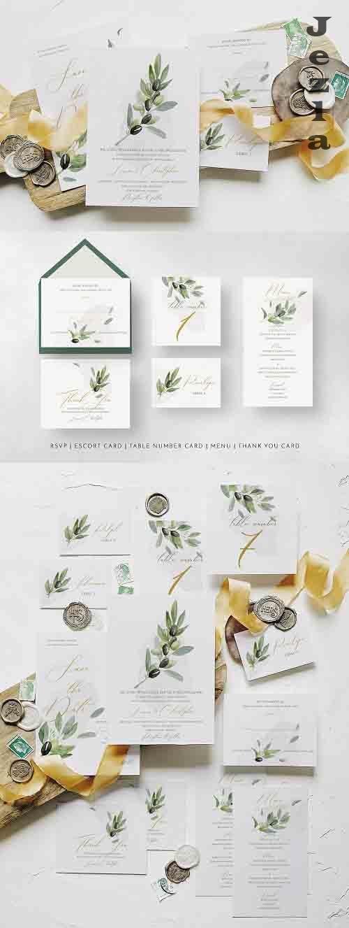 Gold Tuscany Wedding Suite - 6084526