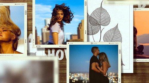 Проект ProShow Producer - Romantic Slideshow BD