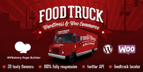 ThemeForest - Food Truck & Restaurant 20 Styles v5.9 - WP Theme - 6932121