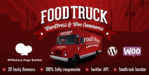 ThemeForest - Food Truck & Restaurant 20 Styles v5.9 - WP Theme - 6932121