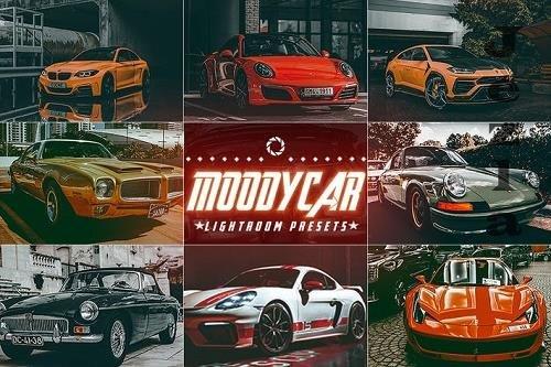 Automotive Mood LRM Presets