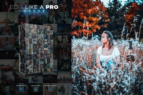 Edit Like A PRO 43th - Photoshop & Lightroom