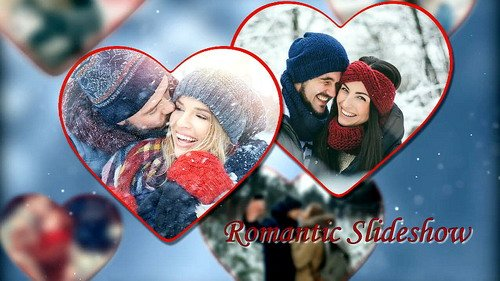 Проект ProShow Producer - Romantic Slideshow 2021