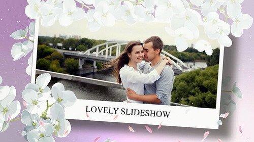 Проект ProShow Producer - Lovely Slideshow BD