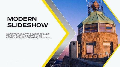 Проект ProShow Producer - Modern Presentation