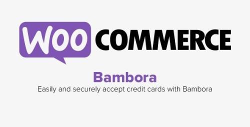 WooCommerce - Bambora v2.6.0