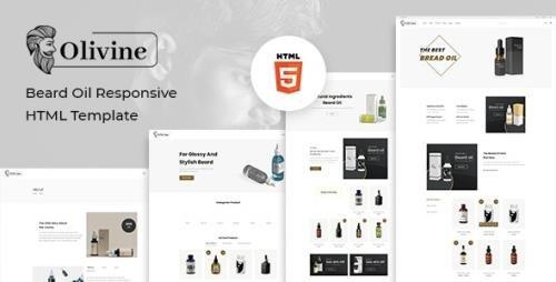 ThemeForest - Olivine v1.0 - Beard Oil HTML Template - 31615648