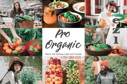 10 Pro Organic, Lightroom & Mobile Presets - 1330920
