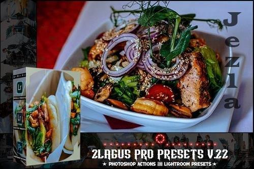 PRO Presets - V 22 - Photoshop & Lightroom