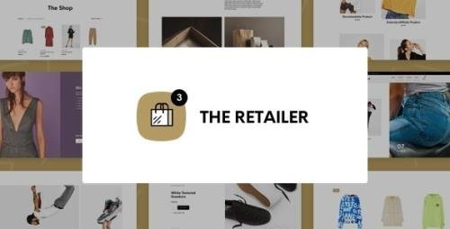 ThemeForest - The Retailer v3.2.7 - Premium WooCommerce Theme - 4287447