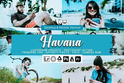 Havana LRM Presets - 5157263