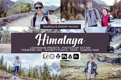 Himalaya LRM Presets - 5157298