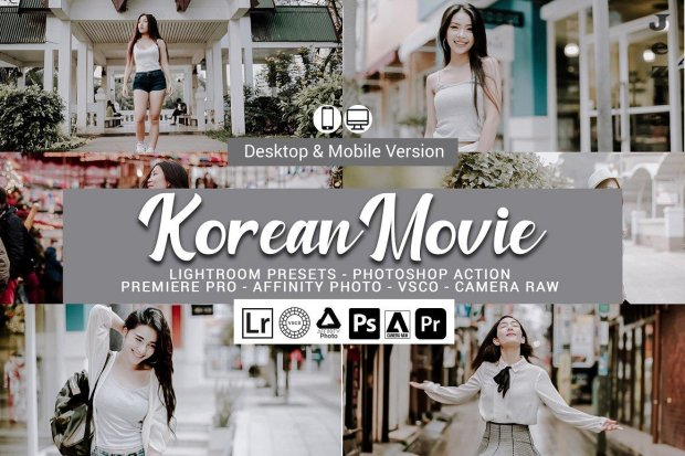 Korean Movie LRM Presets 5157301