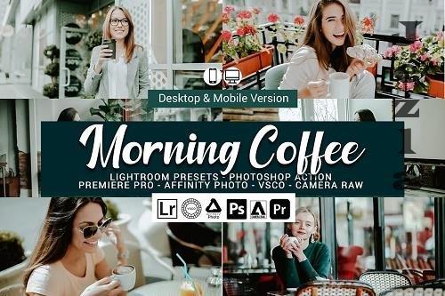 Morning Coffee LRM Presets - 5157329