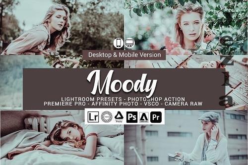 Moody LRM Presets - 5157321