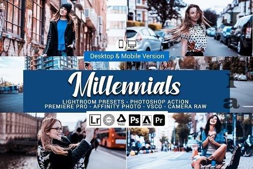 Millennials LRM Presets - 5157314