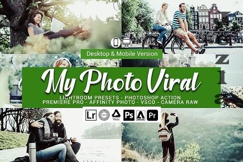 My Photo Viral LRM Presets - 5157334