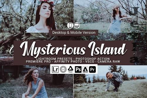 Mysterious Island LRM Presets - 5157416