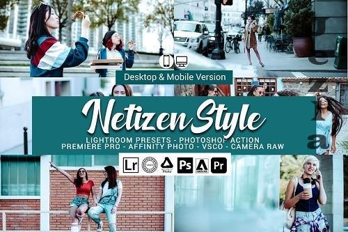 Netizen Style LRM Presets - 5157418