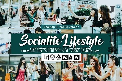 Socialite Lifestyle LRM Preset - 5157445
