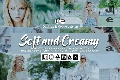 Soft and Creamy LRM Presets - 5157461