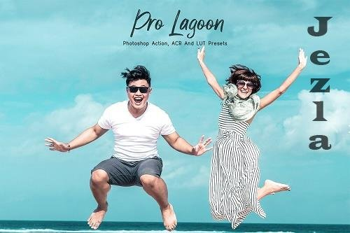 10 PHSP Actions ACR Presets LUT filters Neo Lagoon - 1359382