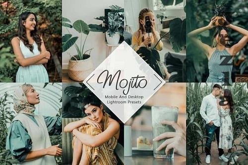 8 Mobile LRM Presets Neo Mojito - 1364937