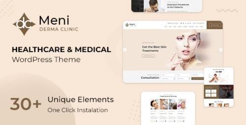 ThemeForest - Meni v2.0 - Medical WordPress Theme - 24171480
