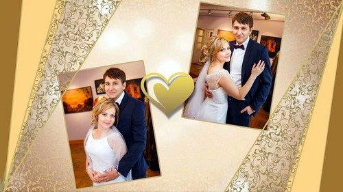 Проект ProShow Producer - Wedding project 2