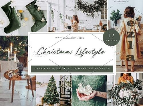12 x LRM Presets Christmas Lifestyle 5962748