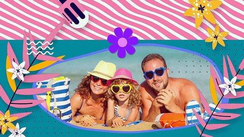 Проект ProShow Producer - Summer Vacation