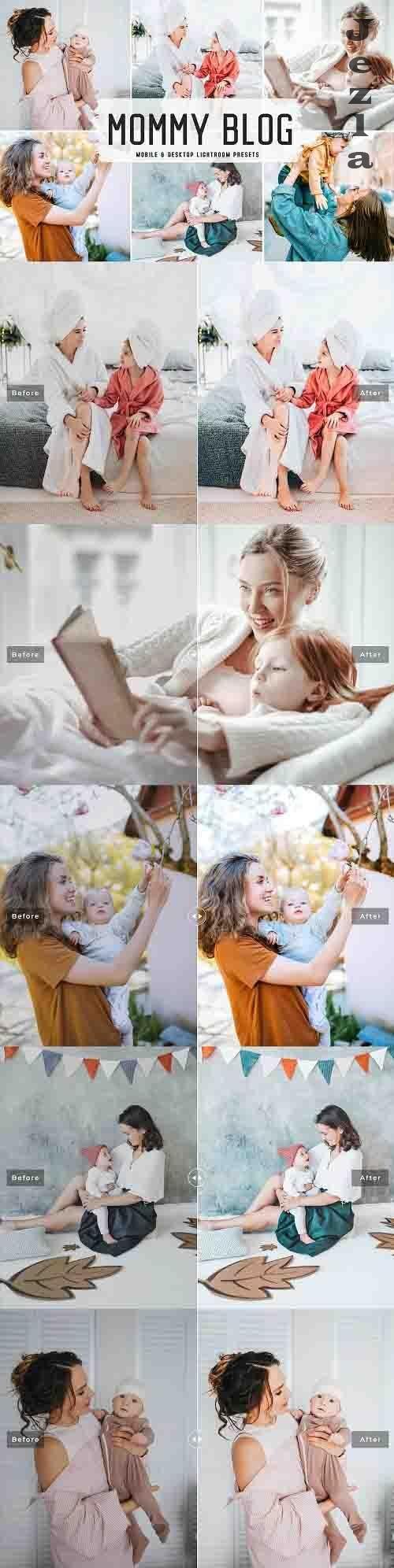 Mommy Blog Pro Lightroom Presets - 6221732