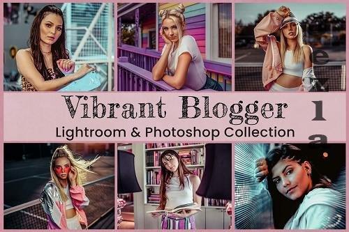 15 Vibrant Blogger Photo Editing Collection - 1416949