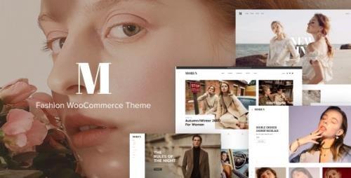 ThemeForest - Moren v1.0.8 - Fashion WooCommerce Theme - 29914289