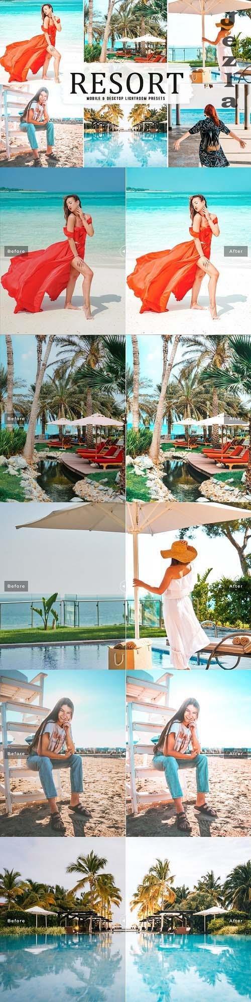 Resort Pro LRM Presets - 6234934