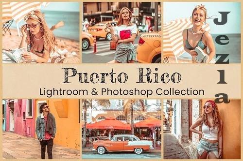 10 Puerto Rico Photo Editing Collection - 1427623