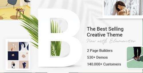ThemeForest - Bridge v26.9 - Creative Multipurpose WordPress Theme - 7315054 -