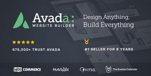 ThemeForest - Avada v7.4.1 - Website Builder For WordPress & WooCommerce - 2833226