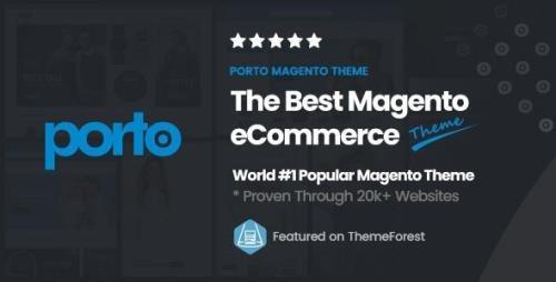 ThemeForest - Porto v4.0.0 - Ultimate Responsive Magento Theme - 9725864 -