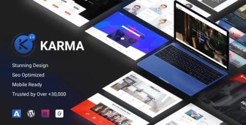 ThemeForest - Karma v6.2.4 - Elementor Business - 168737