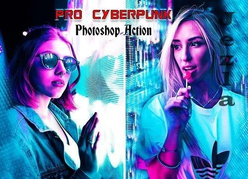 Pro Cyberpunk PHSP Action - 6215870