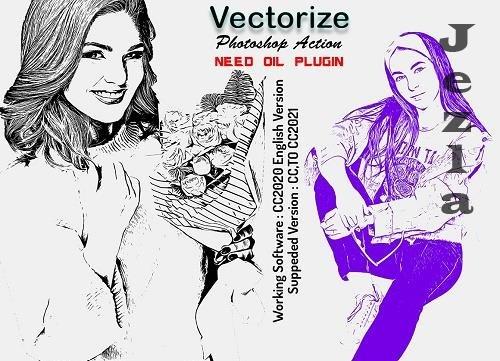 Vectorize PHSP Action - 6220600