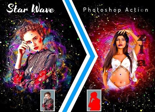 Star Wave PHSP Action - 6358696